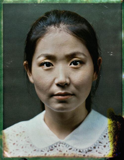 Unperson Portraits of North Korean Defectors