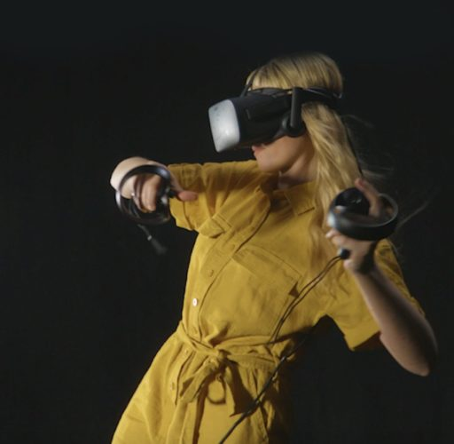 Rosie Summers Mixed Reality Performance
