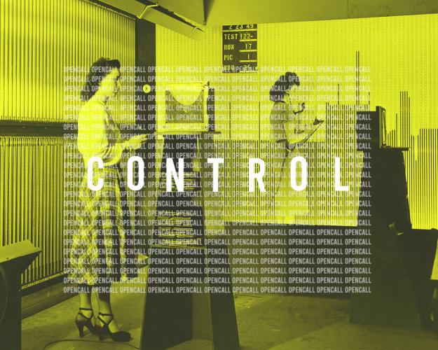 FORMAT announces 2021 Open Call theme: CONTROL