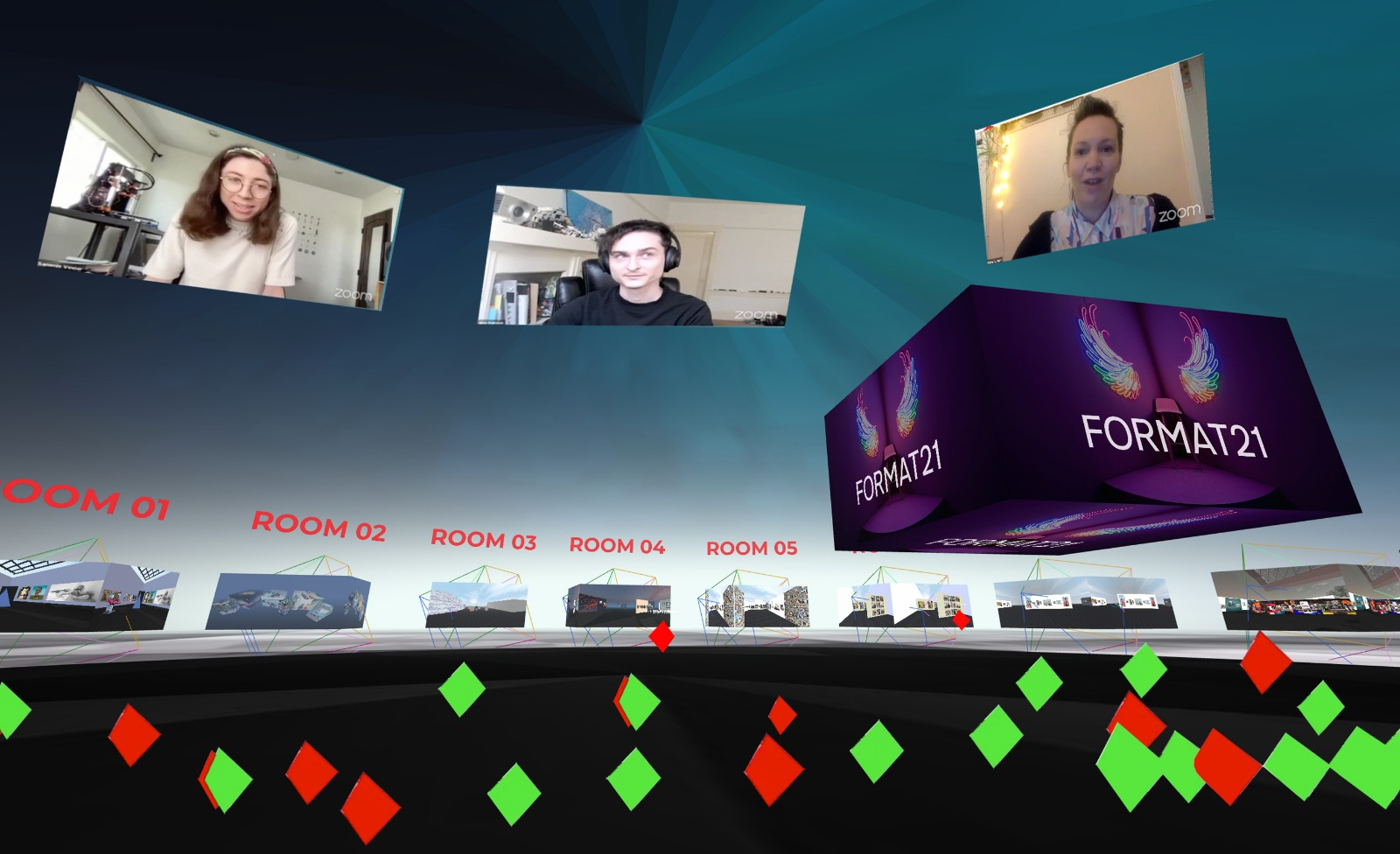 FORMAT21 Online: An insider's view