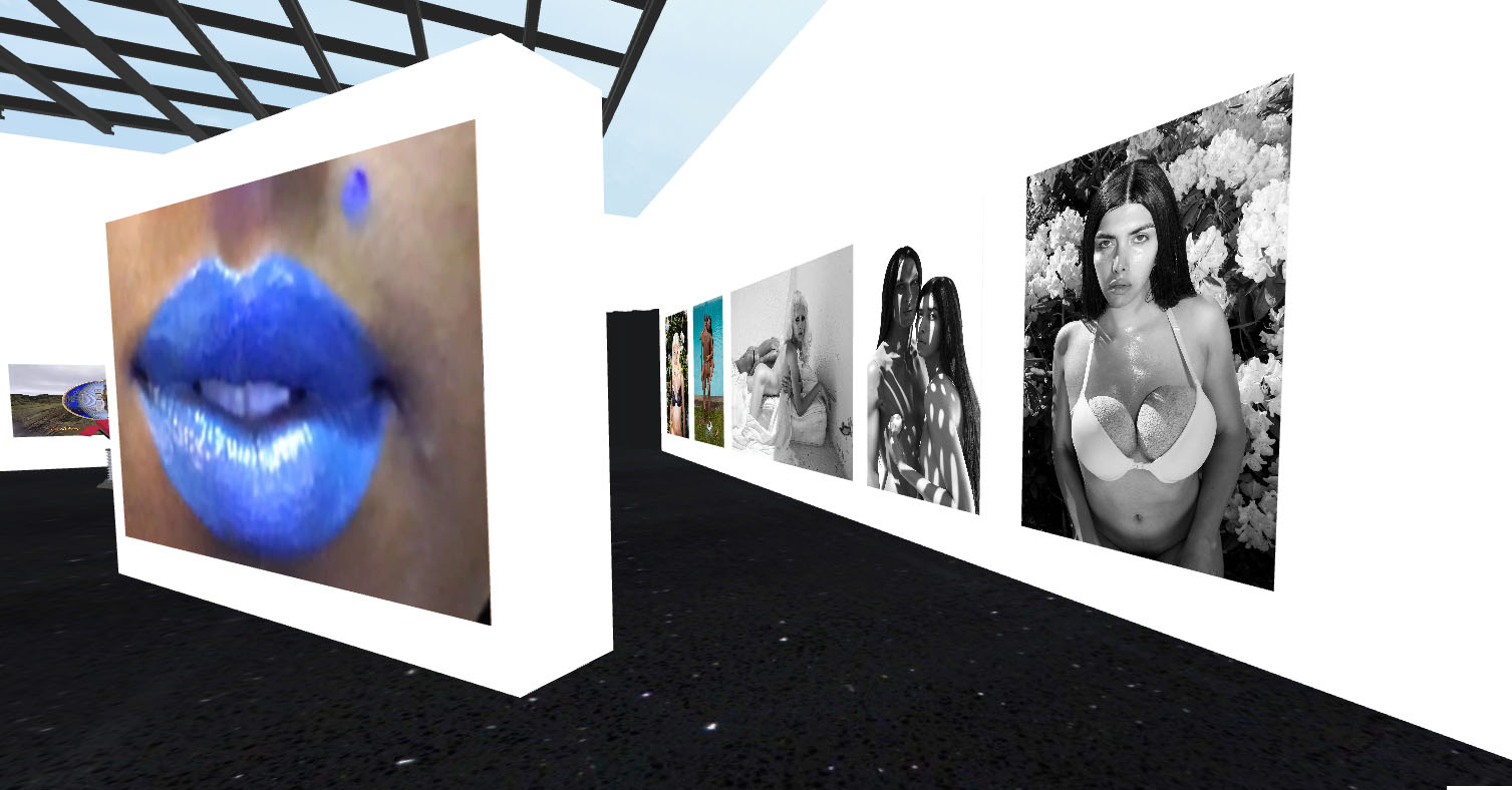 Curatorial Tour Matrix  fluid bodies unlimited thoughts